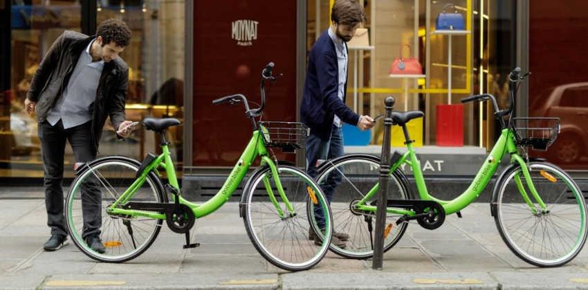 Gobee, le service de partage de vélos va quitter la France