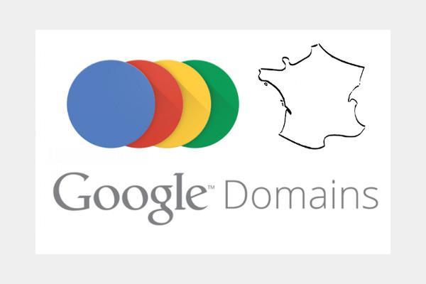 Et si vous achetiez un nom de domaine chez Google Domains ?