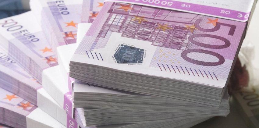 Fin des billets de 500 euros en Europe