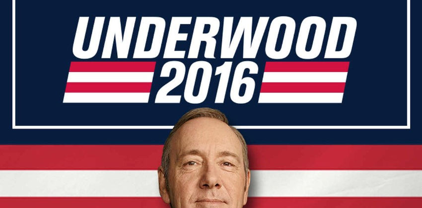 Allez-vous voter pour Franck Underwood en 2016 ?