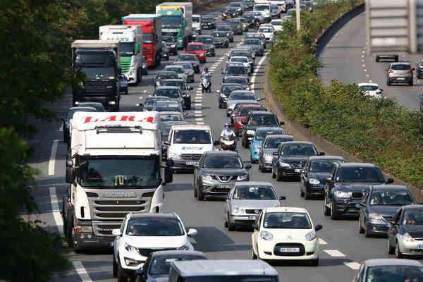 Augmentation de 1% du tarif autoroutiers en 2016