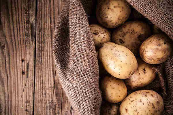Grossesse et pommes de terre, attention danger !