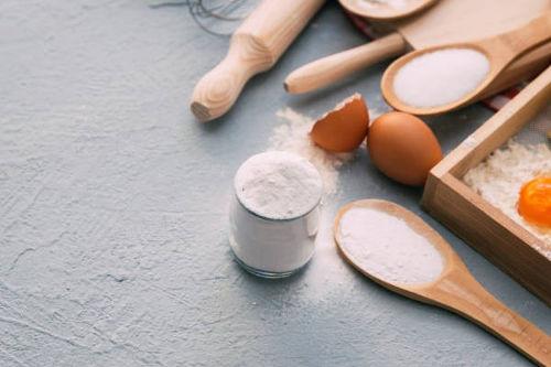 Bicarbonate de soude dans la cuisine