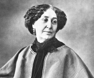 Biographie, citations et oeuvres de George Sand