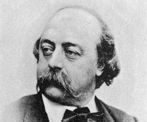 Biographie, citations et oeuvres de Gustave Flaubert