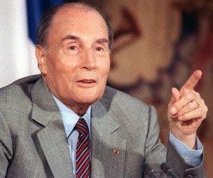 Biographie, citations et oeuvres de François MITTERRAND
