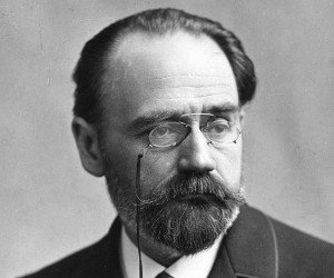 Biographie, citations et oeuvres de Emile ZOLA