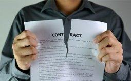 Résiliation de contrat et d'abonnement