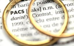 Lettres PACS
