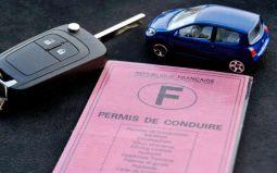 Lettres Permis de conduire