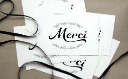 Lettres De Remerciement Modèles De Lettres De Remerciements