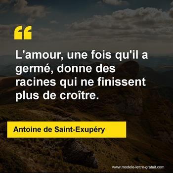 Citations Antoine de Saint-Exupéry