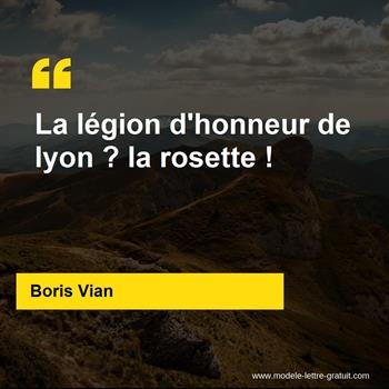 Citations Boris Vian
