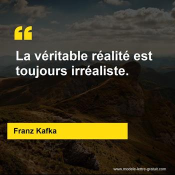 Citations Franz Kafka