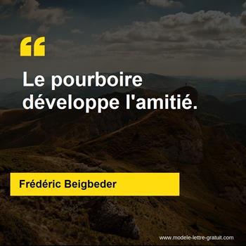 Citations Frédéric Beigbeder
