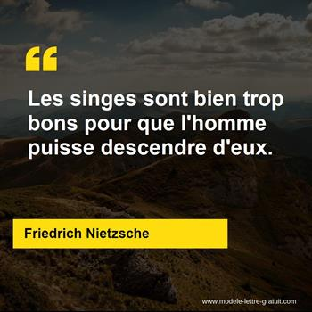Citations Friedrich Nietzsche