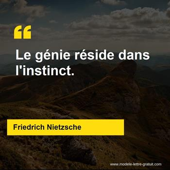 Citations Friedrich Nietzsche