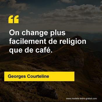 Citations Georges Courteline