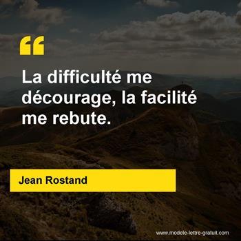 Citations Jean Rostand