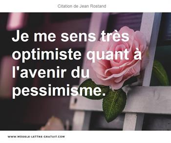 Citation de Jean Rostand