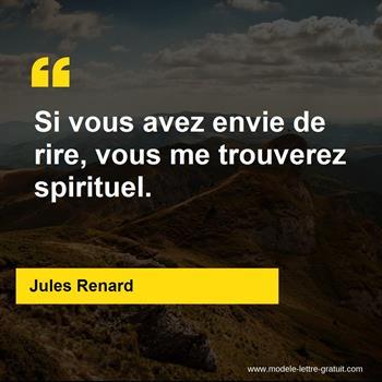 Citations Jules Renard