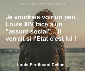 Citation de Louis-Ferdinand Céline