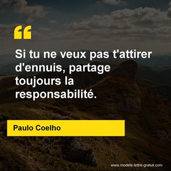 Citations Paulo Coelho