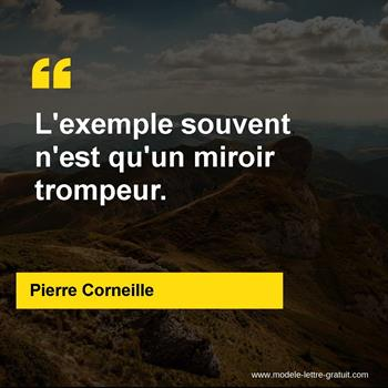 Citations Pierre Corneille