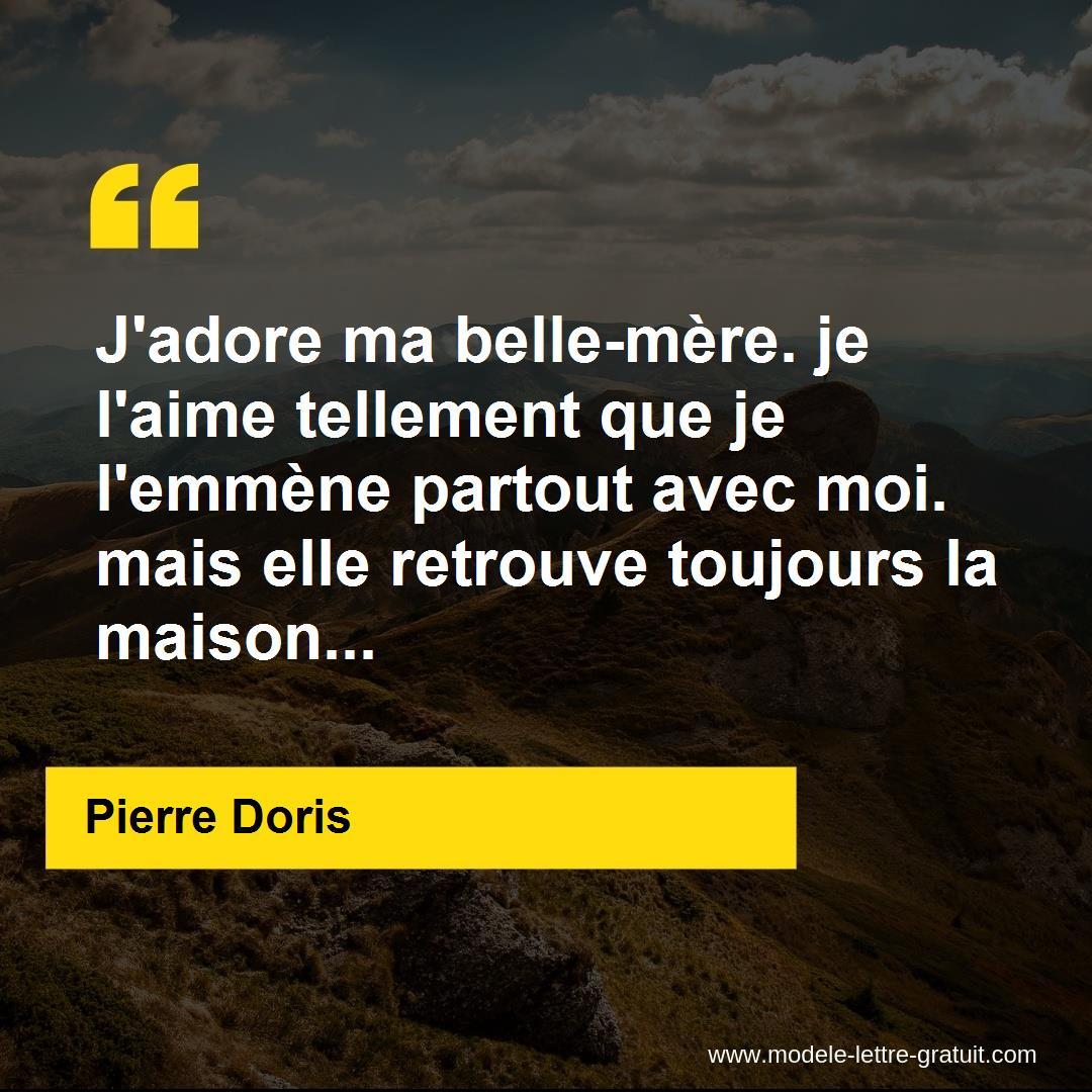 Citation Amour Belle Mere Best Citations D Amour