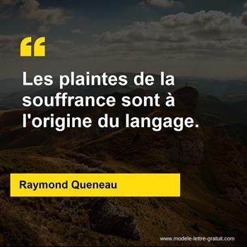Citations Raymond Queneau