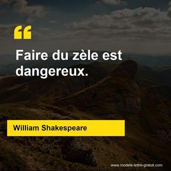 Citations William Shakespeare