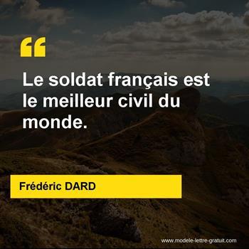 Citations Frédéric DARD