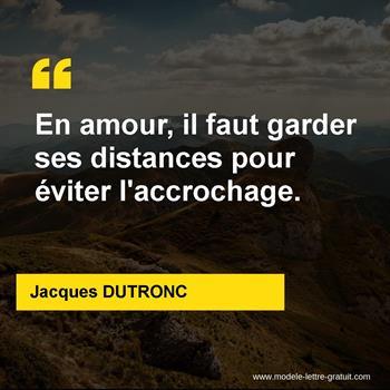 Citations Jacques DUTRONC