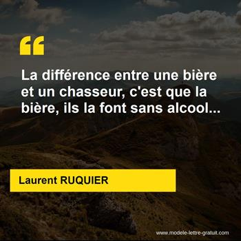 Citations Laurent RUQUIER