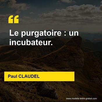 Citations Paul CLAUDEL