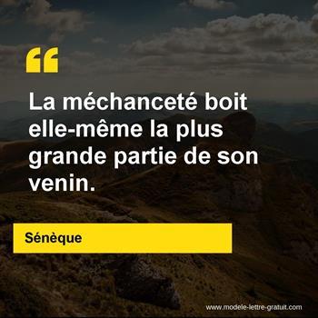 Citations Sénèque