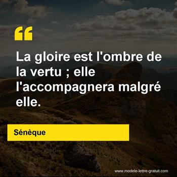 Citations Sénèque