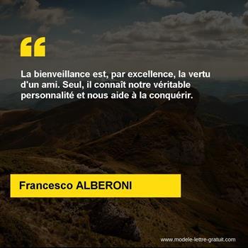 Citations Francesco ALBERONI