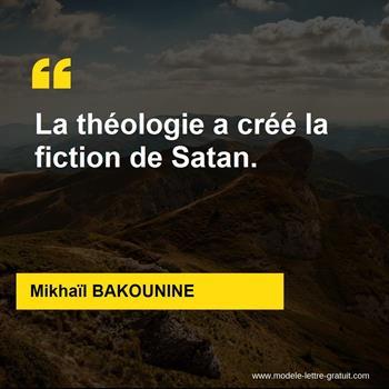 Citations Mikhaïl BAKOUNINE
