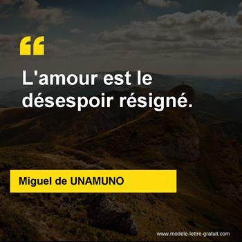 Citations Miguel de UNAMUNO