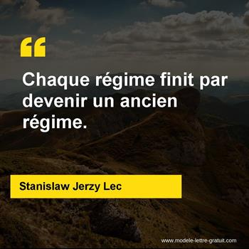Citations Stanislaw Jerzy Lec