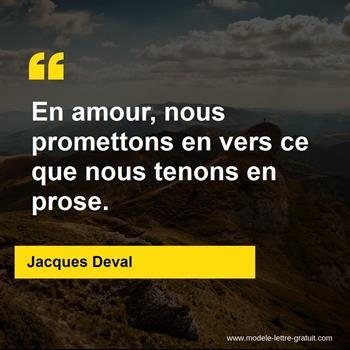 Citations Jacques Deval