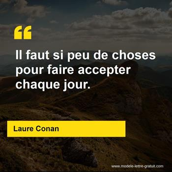 Citations Laure Conan