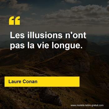Citations Laure Conan