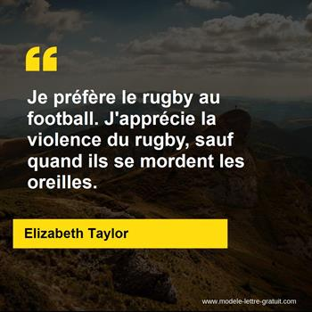 Citations Elizabeth Taylor