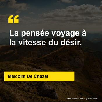 Citations Malcolm De Chazal